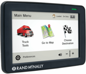 Rand McNally TND530 GPS